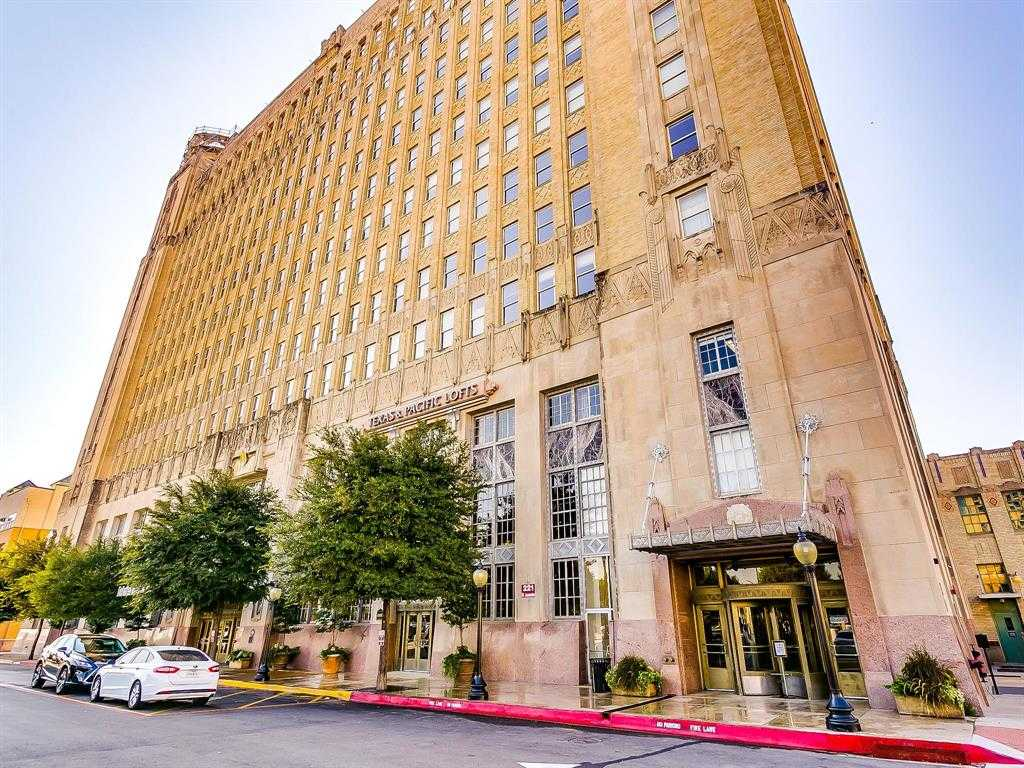 $294,500 - 2Br/2Ba -  for Sale in Texas & Pacific Lofts Condo, Fort Worth
