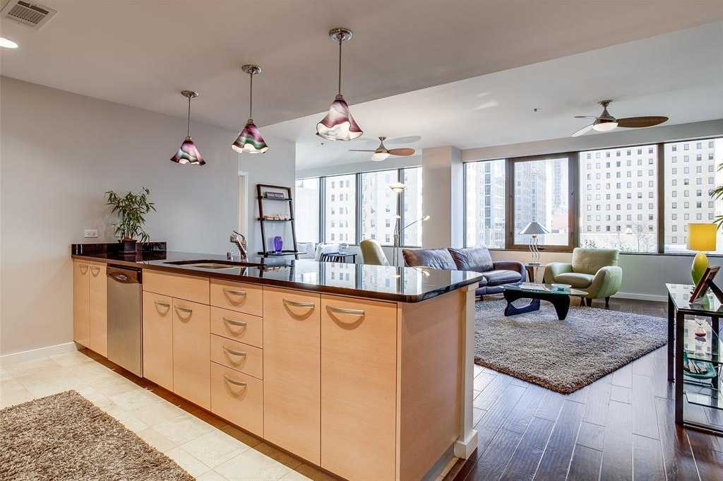 $379,000 - 2Br/2Ba -  for Sale in Metropolitan 1200 Main St Condo, Dallas
