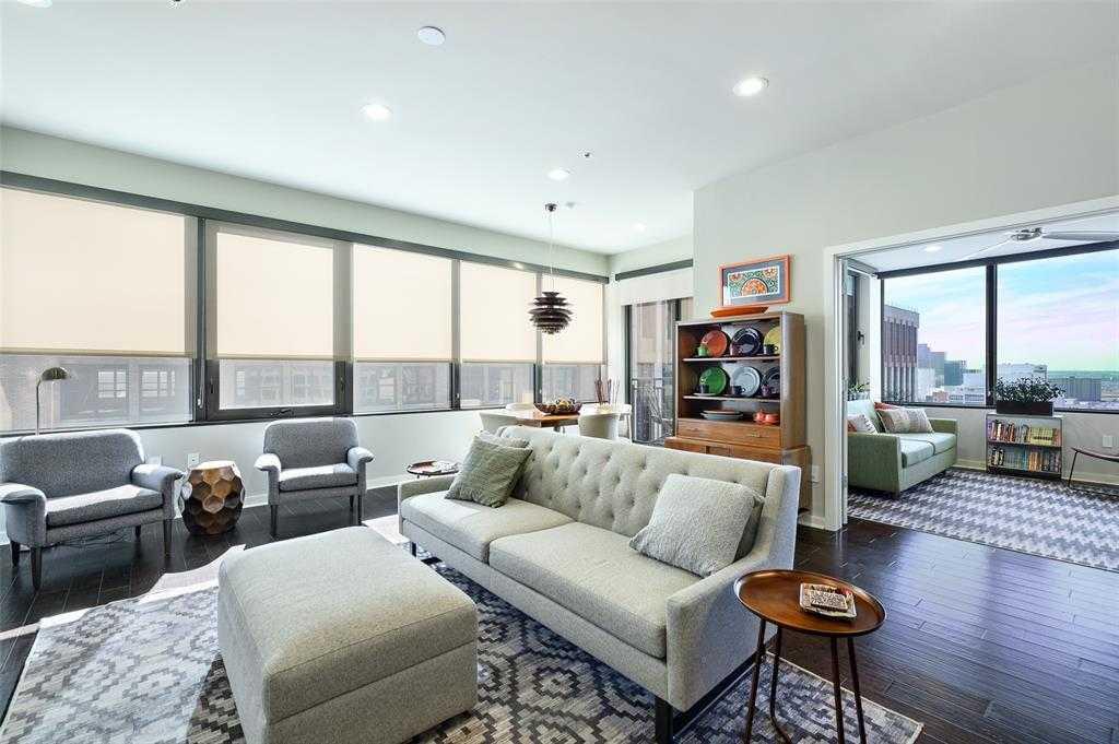 $439,000 - 2Br/3Ba -  for Sale in Metropolitan 1200 Main St Condo, Dallas