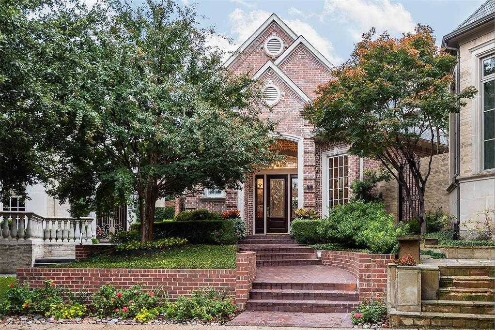$1,395,000 - 3Br/4Ba -  for Sale in Glen Lakes 09, Dallas