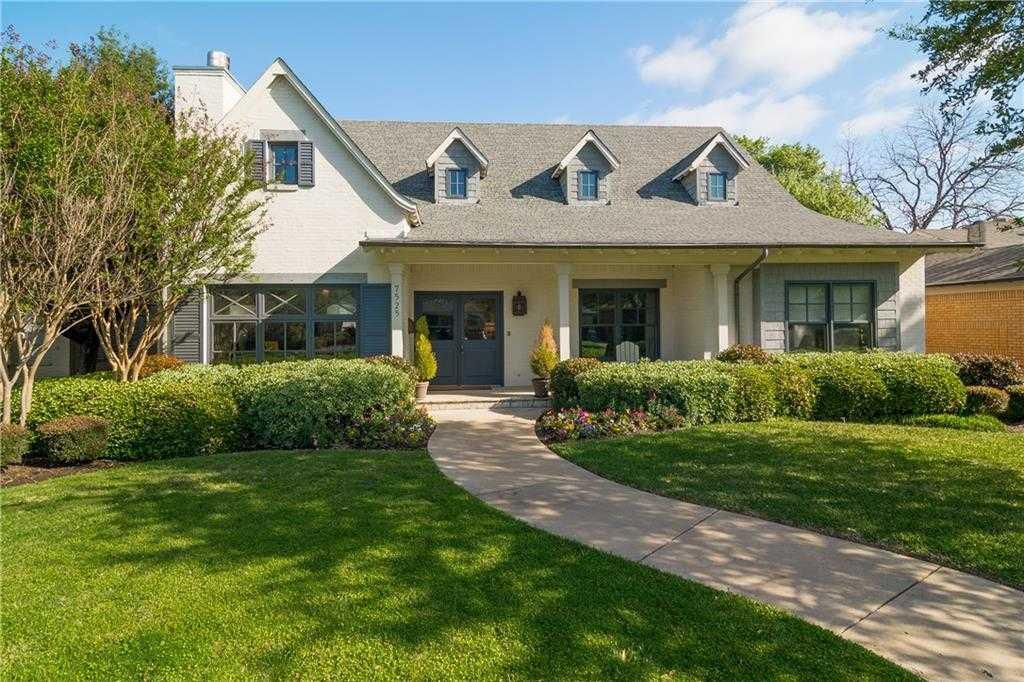 $1,180,000 - 4Br/4Ba -  for Sale in Caruth Hills 10, Dallas
