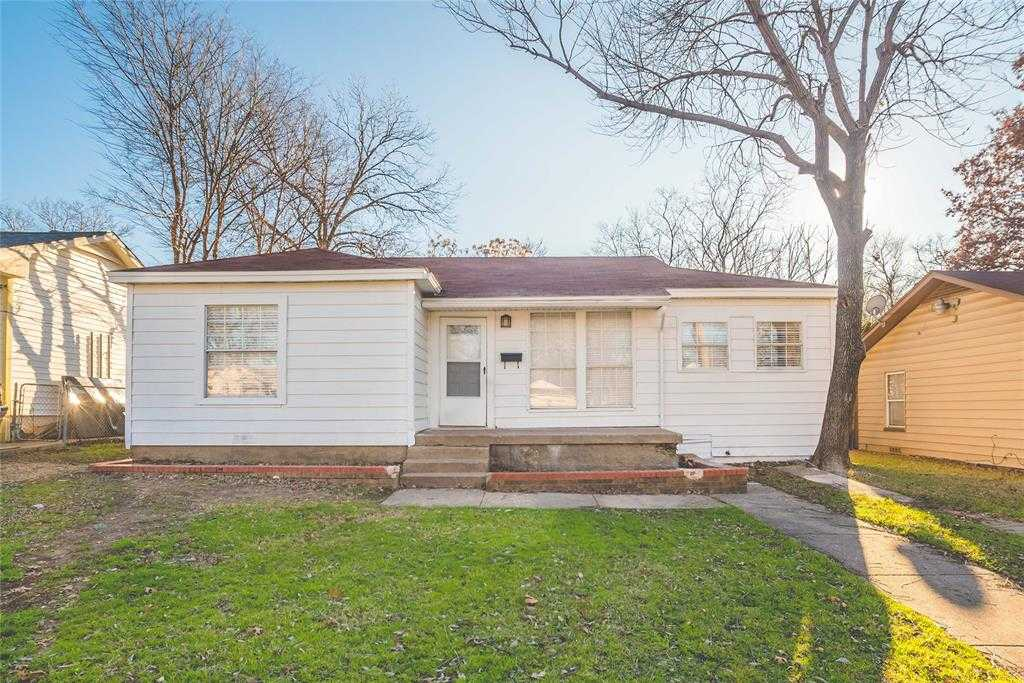 $150,000 - 3Br/2Ba -  for Sale in Parkdale Heights, Dallas