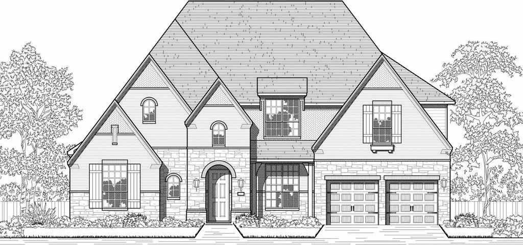 $746,962 - 5Br/7Ba -  for Sale in Mustang Lakes 74s, Celina