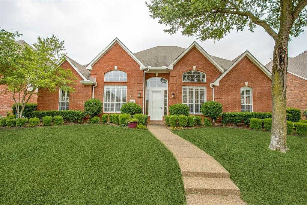 $474,900 - 4Br/4Ba -  for Sale in Deerfield East Ph Two, Plano