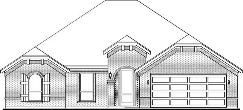 $329,717 - 3Br/2Ba -  for Sale in Fox Hollow, Forney
