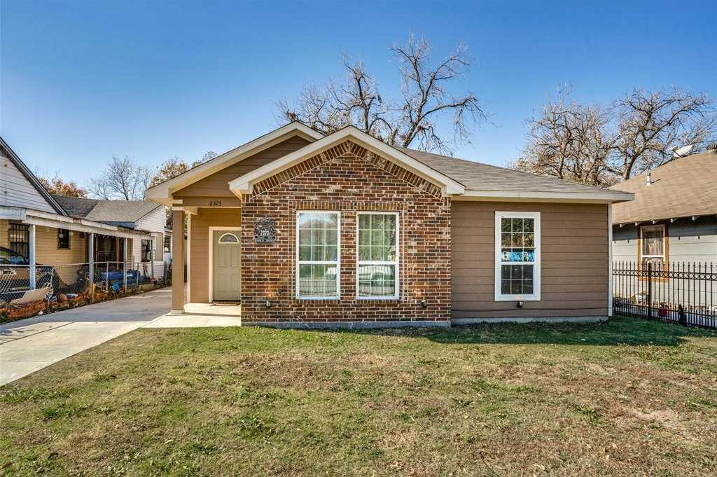 $219,900 - 4Br/2Ba -  for Sale in Trinity Heights, Dallas