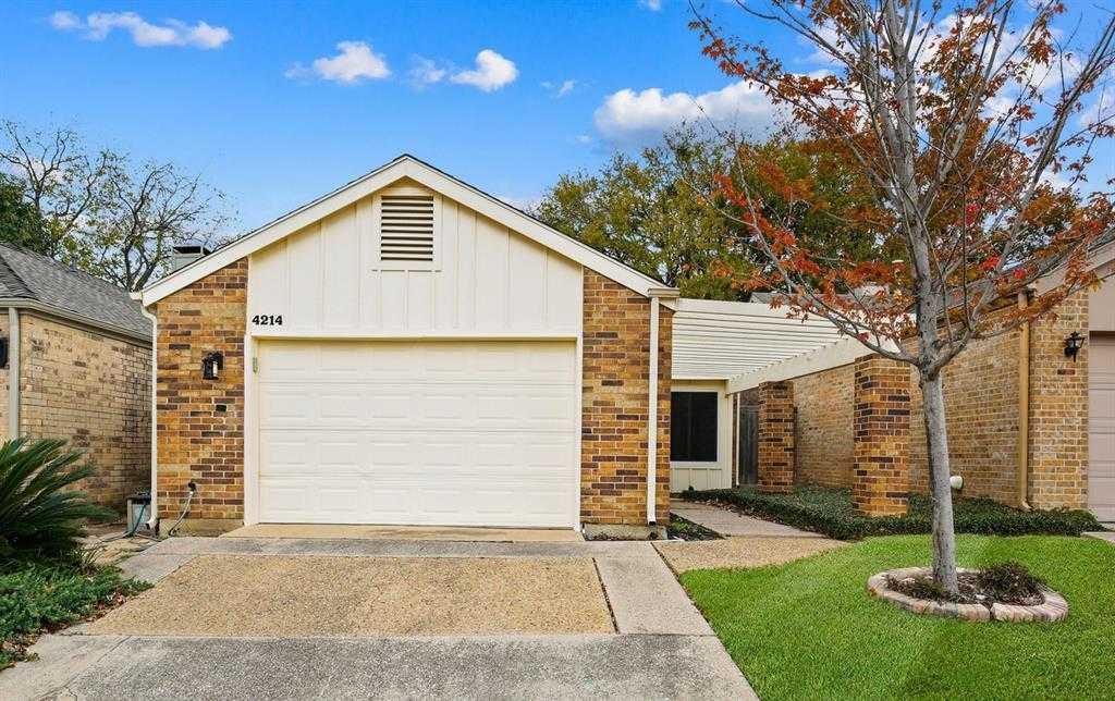 $279,000 - 2Br/2Ba -  for Sale in Rosser Village Rev, Dallas