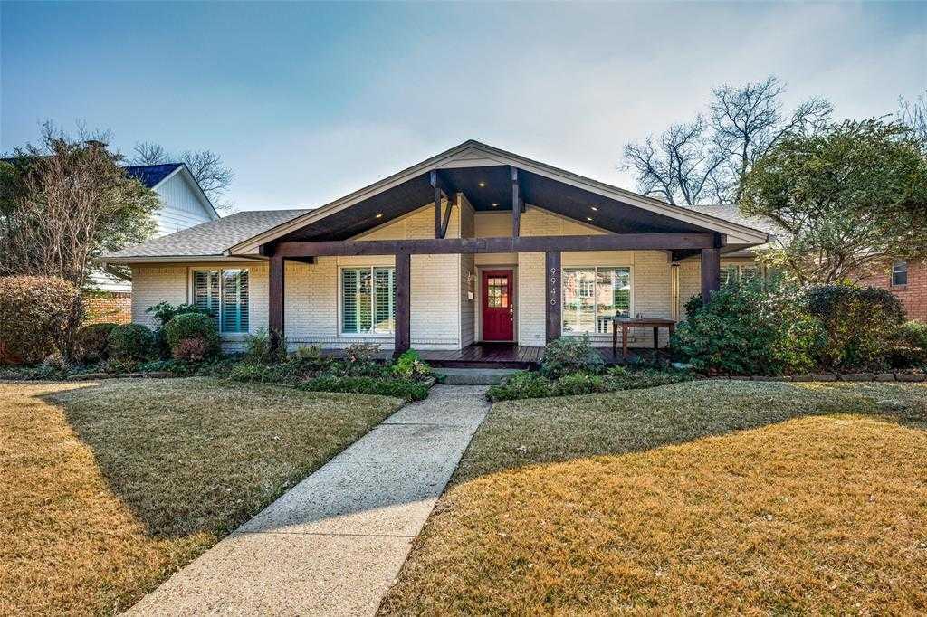 $509,000 - 4Br/3Ba -  for Sale in White Rock North, Dallas