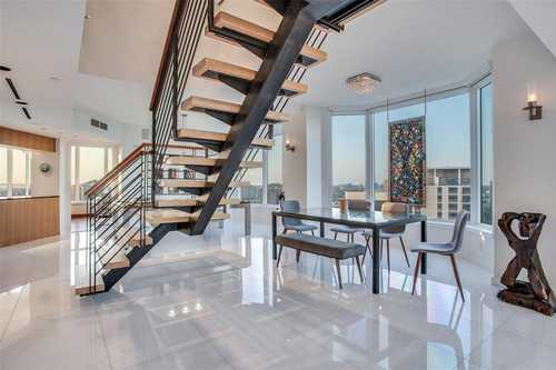 $1,350,000 - 2Br/3Ba -  for Sale in La Tour Condo, Dallas