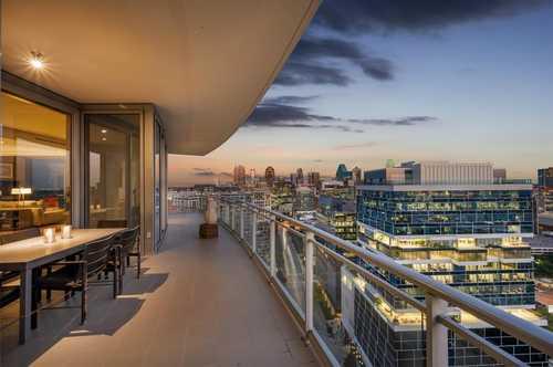 $1,875,000 - 2Br/4Ba -  for Sale in Azure Condo, Dallas