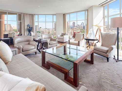 $4,499,000 - 2Br/3Ba -  for Sale in The Mansion Residence, Dallas