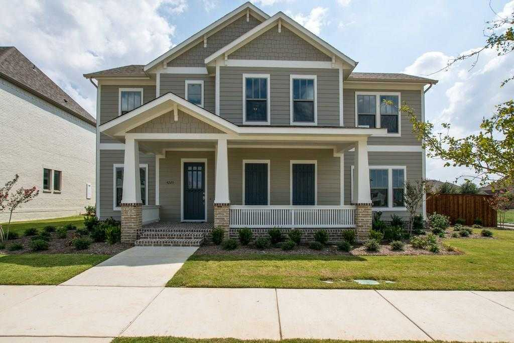 $747,590 - 5Br/6Ba -  for Sale in The Canals At Grand Park, Frisco