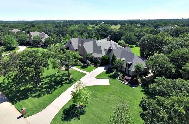 $959,900 - 3Br/5Ba -  for Sale in The Estates At Tour 18, Flower Mound