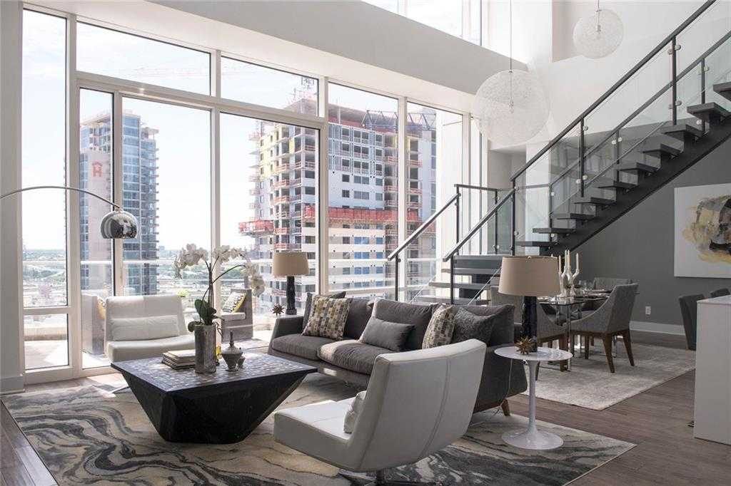 $899,000 - 2Br/3Ba -  for Sale in South Tower Residences, Dallas