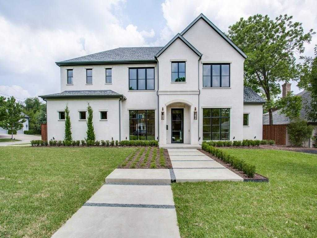 $2,449,000 - 5Br/6Ba -  for Sale in Waggoner Place Add, Dallas