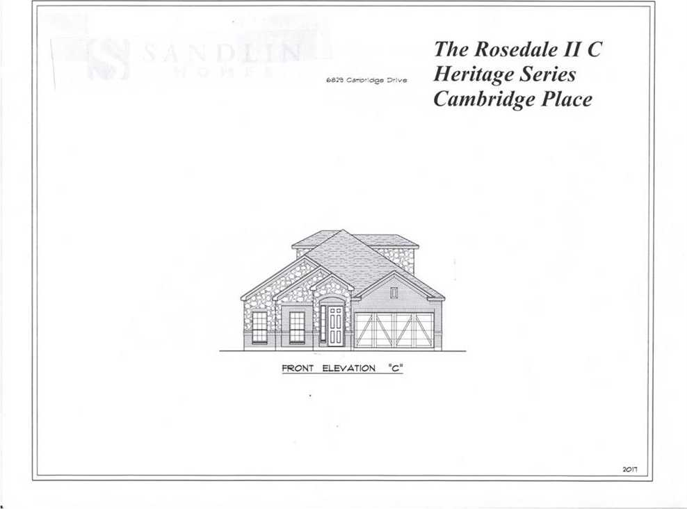 $349,900 - 5Br/3Ba -  for Sale in Cambridge Place, North Richland Hills