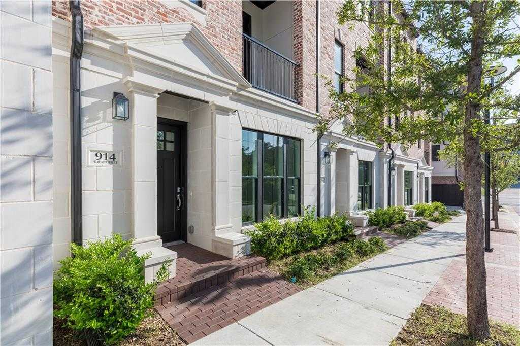 $499,900 - 3Br/4Ba -  for Sale in Museum Square At Henderson St, Fort Worth