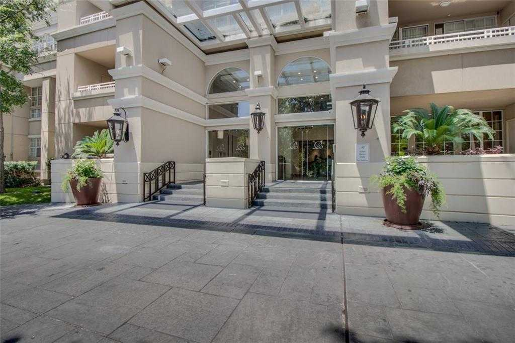 $299,900 - 2Br/2Ba -  for Sale in Renaissance On Turtle Creek Condo, Dallas