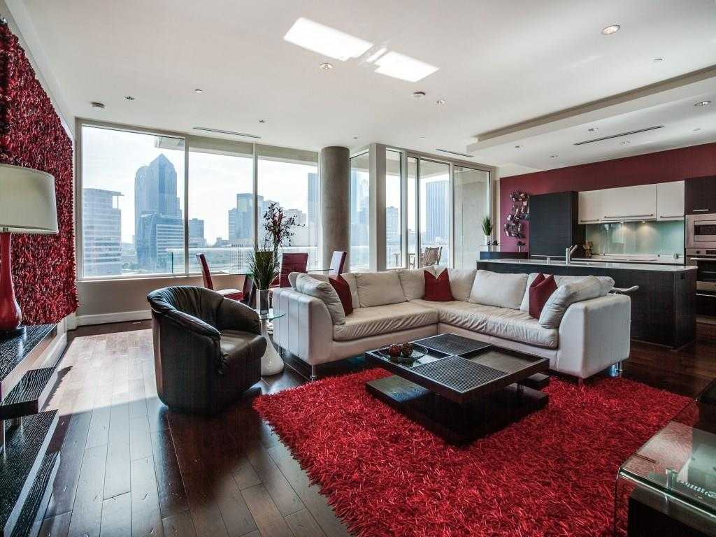 $749,000 - 2Br/3Ba -  for Sale in South Tower Residences, Dallas