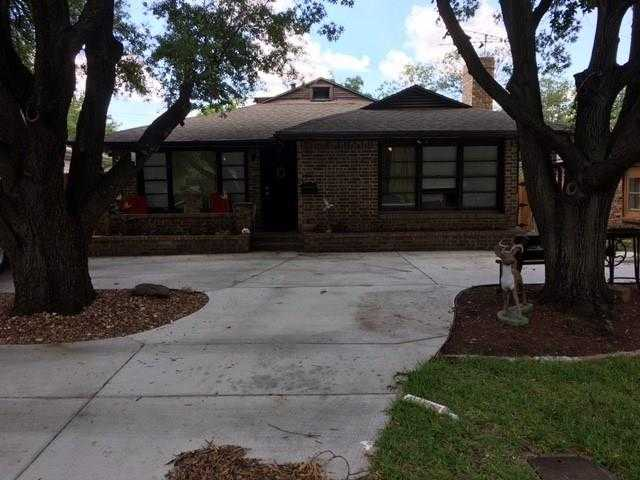 $250,000 - 4Br/2Ba -  for Sale in Frisco Heights Add, Fort Worth