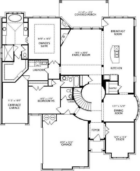 $669,000 - 5Br/5Ba -  for Sale in Whitley Place #7, Prosper