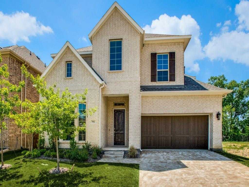 $729,988 - 5Br/5Ba -  for Sale in Westhaven, Coppell