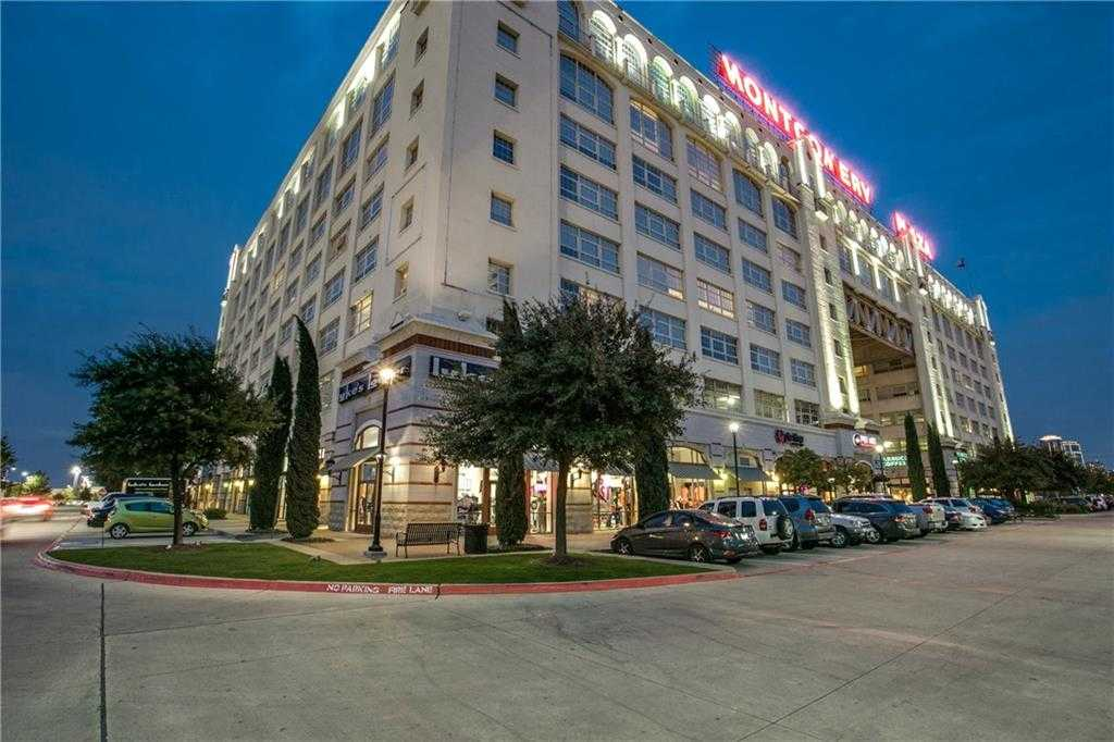 $355,000 - 2Br/2Ba -  for Sale in One Montgomery Plaza Residence Condo, Fort Worth