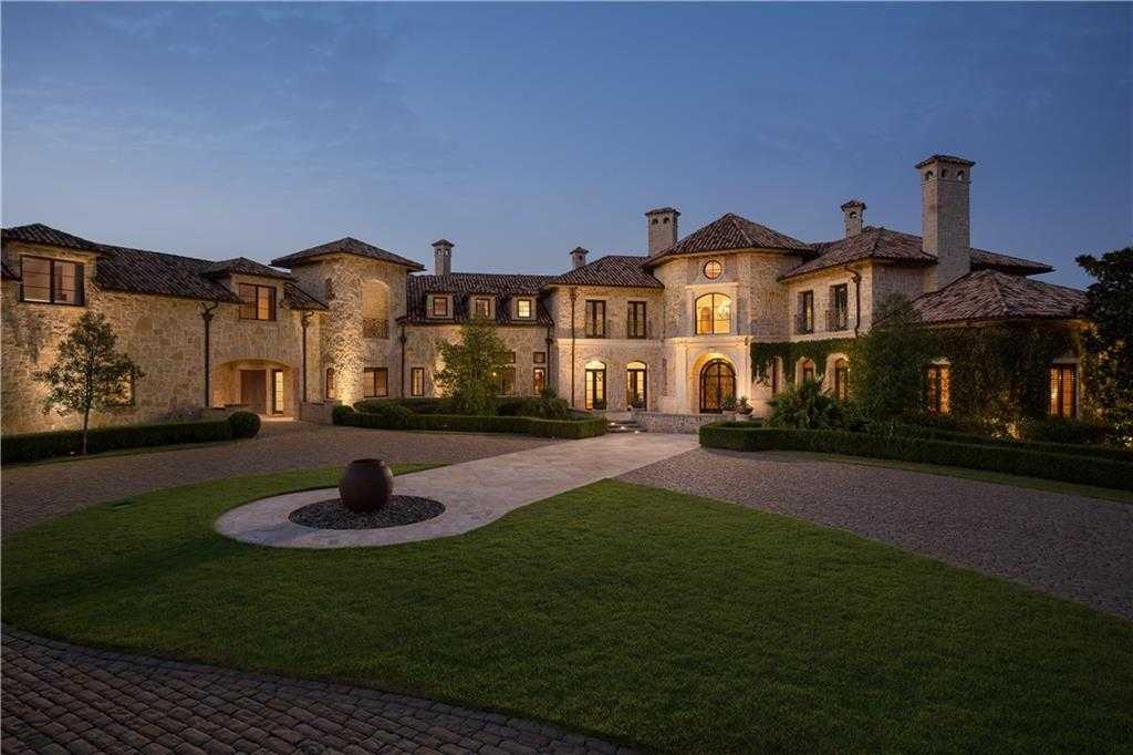 $6,999,000 - 6Br/11Ba -  for Sale in El Ranchero Country Estates #1, Plano
