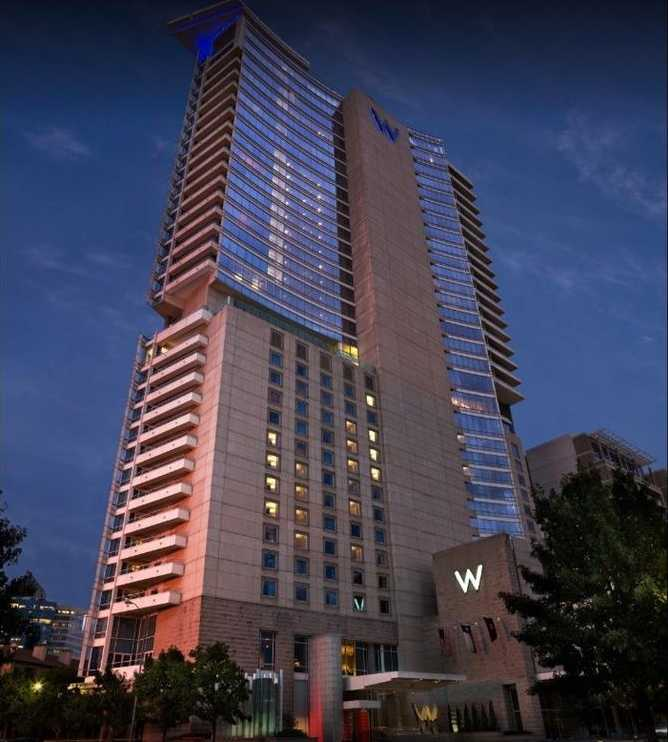 $1,098,000 - 2Br/3Ba -  for Sale in W Residences, Dallas
