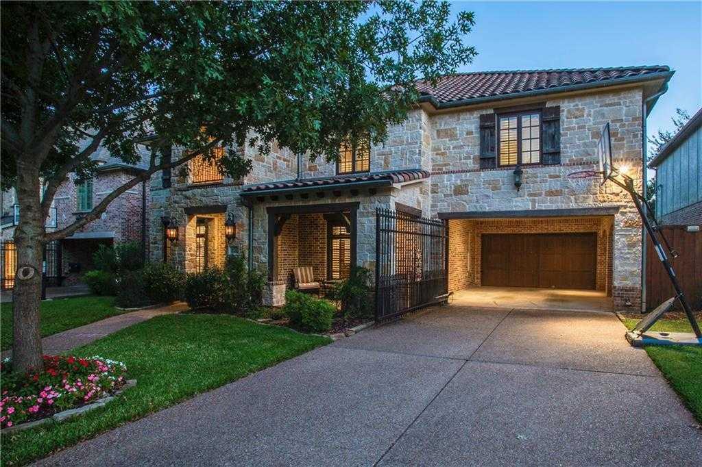 $1,175,000 - 5Br/5Ba -  for Sale in Lakeway Add, Dallas