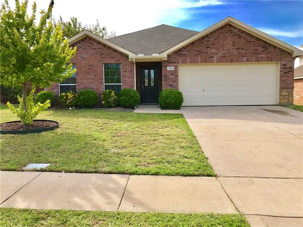 $248,000 - 5Br/3Ba -  for Sale in Remington Ranch Ph 01, Mansfield