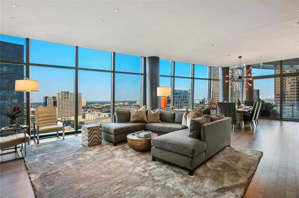 $2,300,000 - 3Br/3Ba -  for Sale in Museum Tower Condo, Dallas