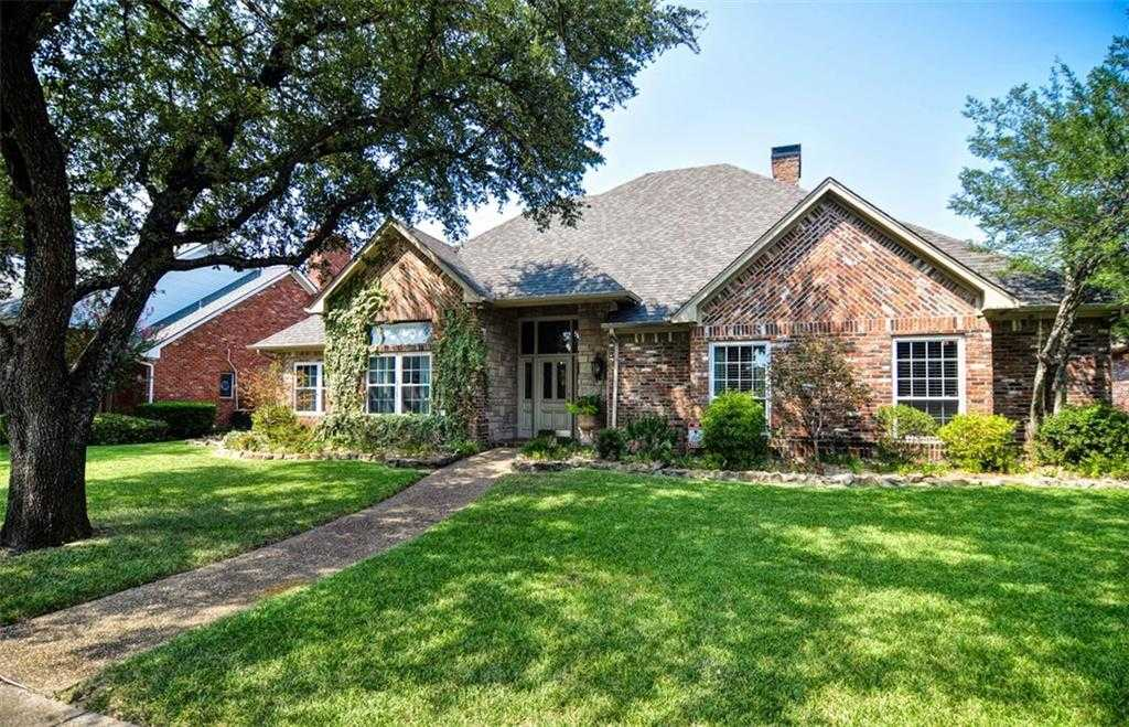 $489,900 - 4Br/3Ba -  for Sale in Bent Tree West #2, Dallas