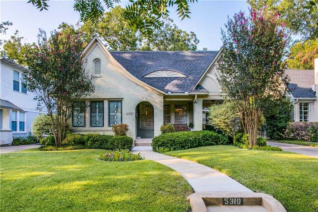 $545,000 - 3Br/2Ba -  for Sale in Greenland Hills Hill Top Sec, Dallas
