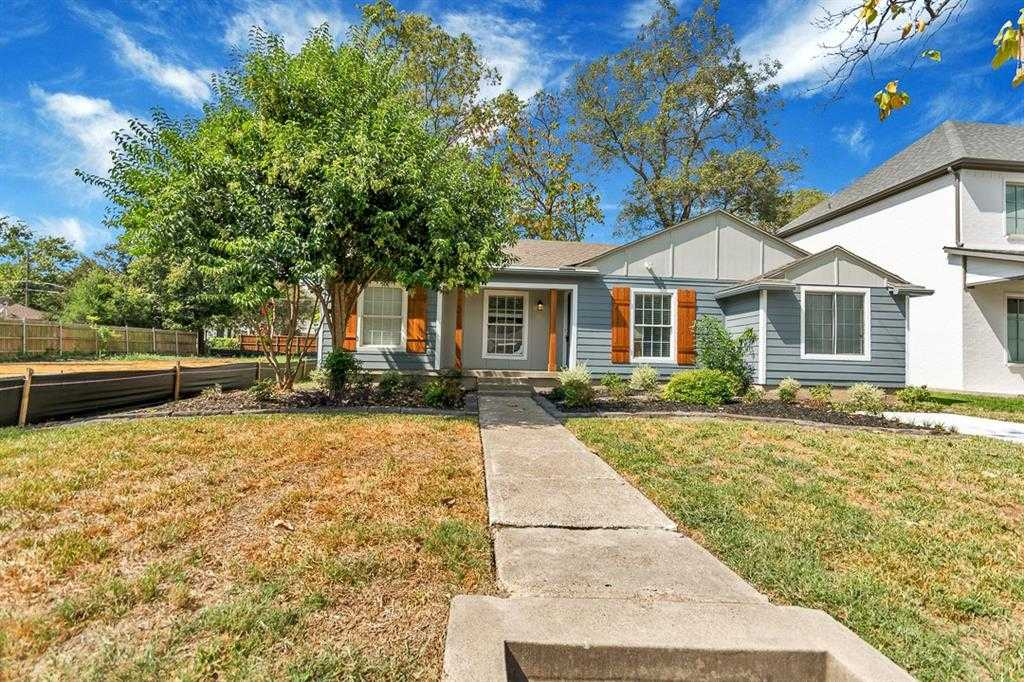 $450,000 - 3Br/2Ba -  for Sale in Wilshire Summit 2nd Sec, Dallas