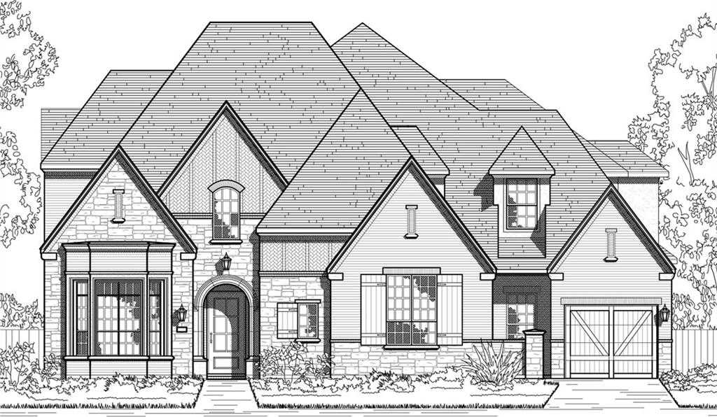 $1,485,777 - 5Br/8Ba -  for Sale in Edgestone At Legacy 90s, Frisco