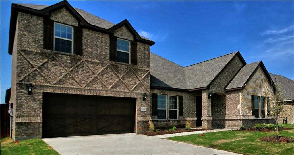 $436,028 - 3Br/4Ba -  for Sale in Somerset Phase I, Mansfield