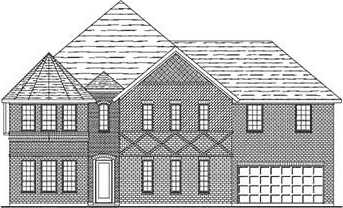 $490,990 - 5Br/4Ba -  for Sale in Somerset Phase I, Mansfield