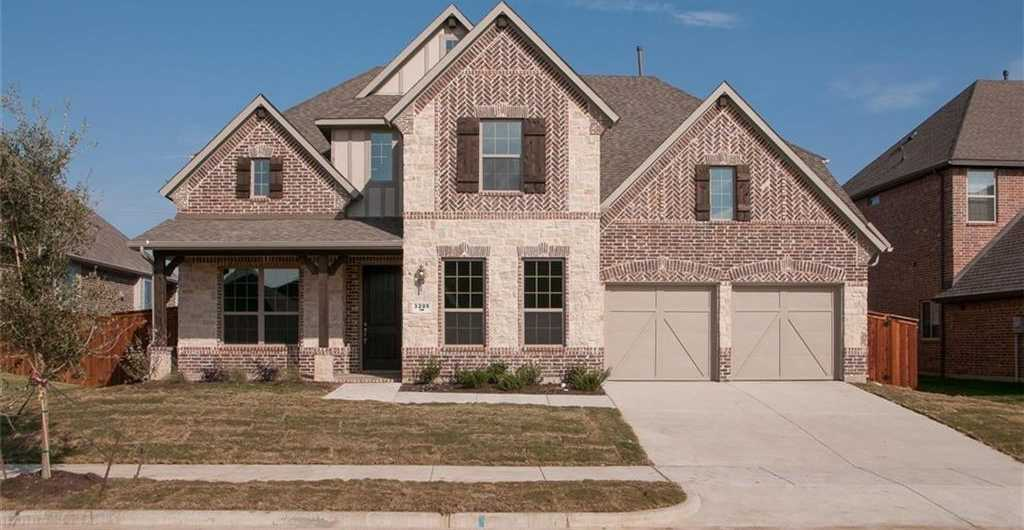$490,512 - 5Br/3Ba -  for Sale in South Pointe Manor Series, Mansfield