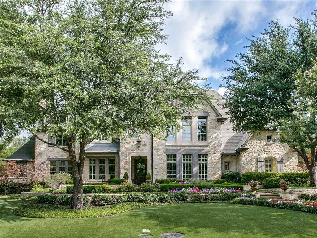 $3,900,000 - 5Br/10Ba -  for Sale in Glen Abbey, Dallas