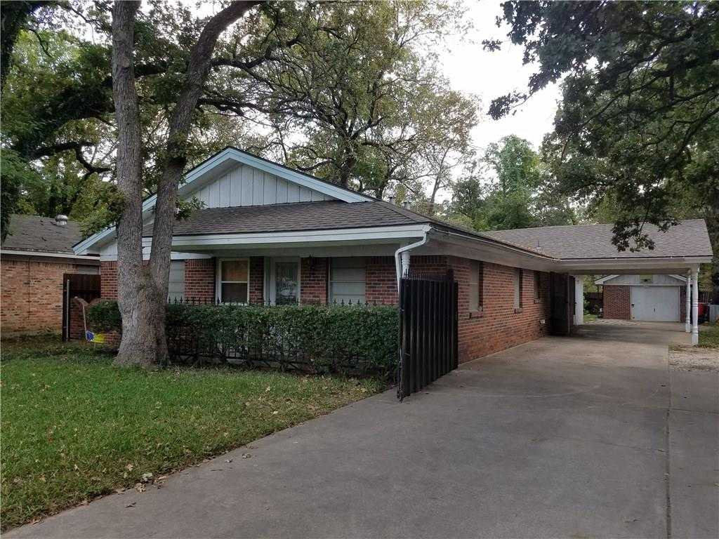 $149,900 - 3Br/2Ba -  for Sale in Sylvan Heights Add, Fort Worth