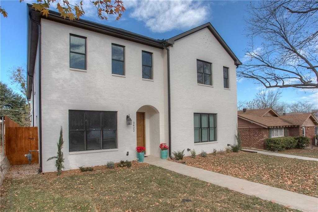 $499,900 - 3Br/3Ba -  for Sale in Bailey William J Addition, Fort Worth