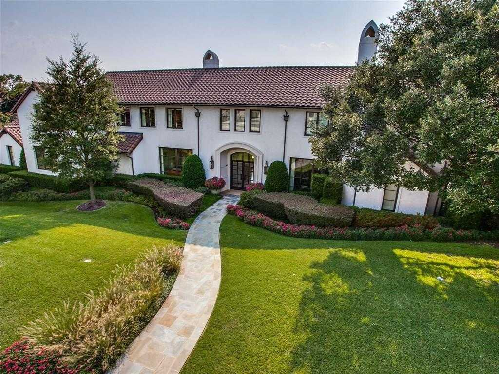 $5,450,000 - 4Br/8Ba -  for Sale in Glen Abbey, Dallas