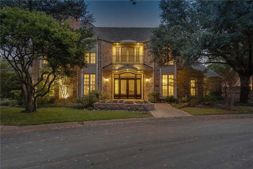 $975,000 - 4Br/6Ba -  for Sale in Waterford On The Park, Dallas