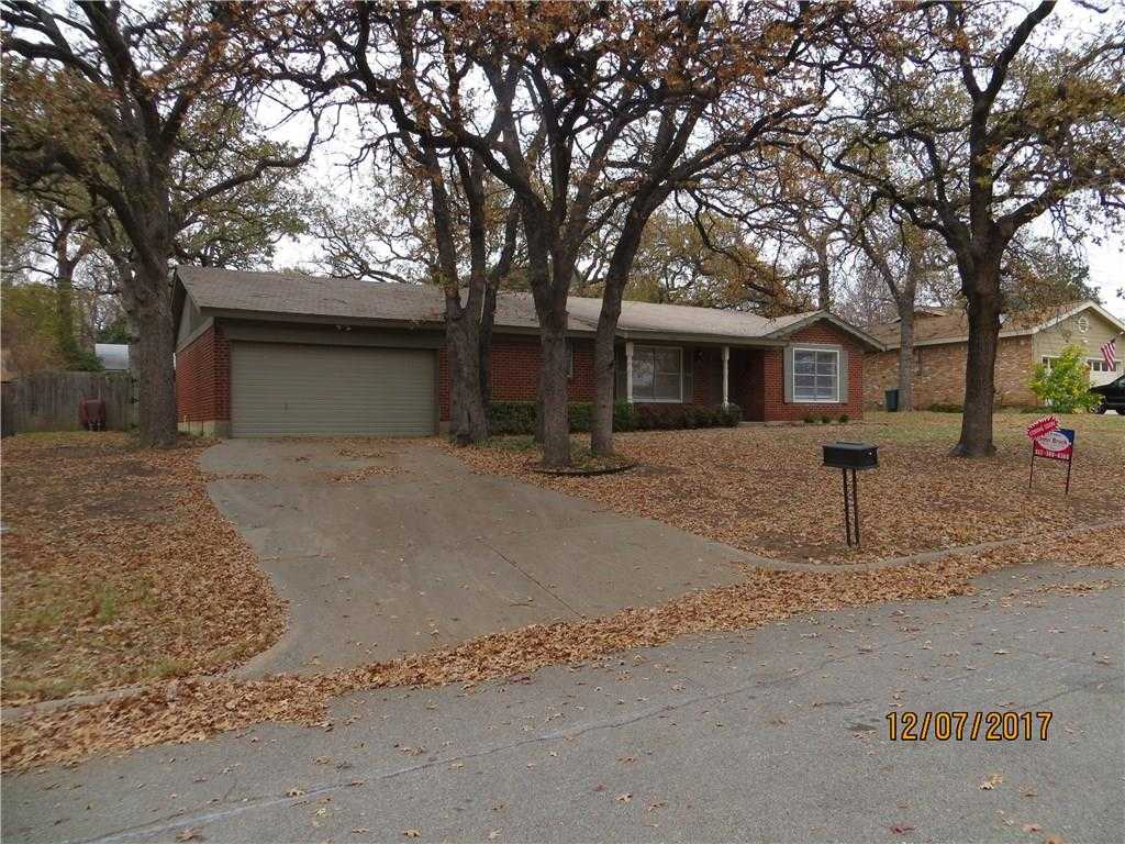 $244,900 - 3Br/2Ba -  for Sale in Forest Oaks West Add, Hurst