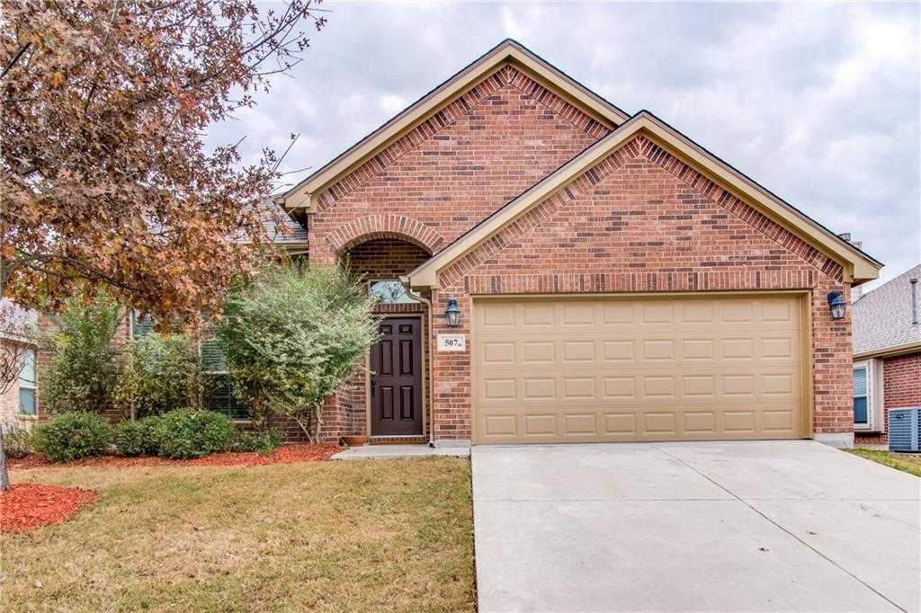 $235,000 - 3Br/2Ba -  for Sale in Carter Ranch-phase Iii The, Celina
