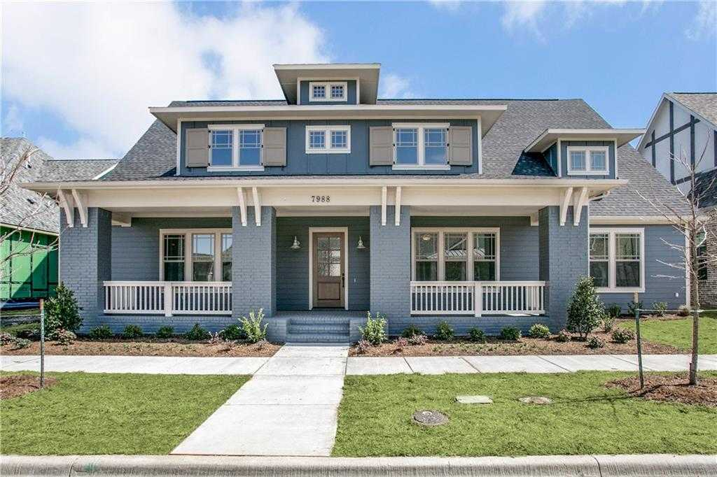 $775,900 - 4Br/5Ba -  for Sale in The Canals At Grand Park, Frisco