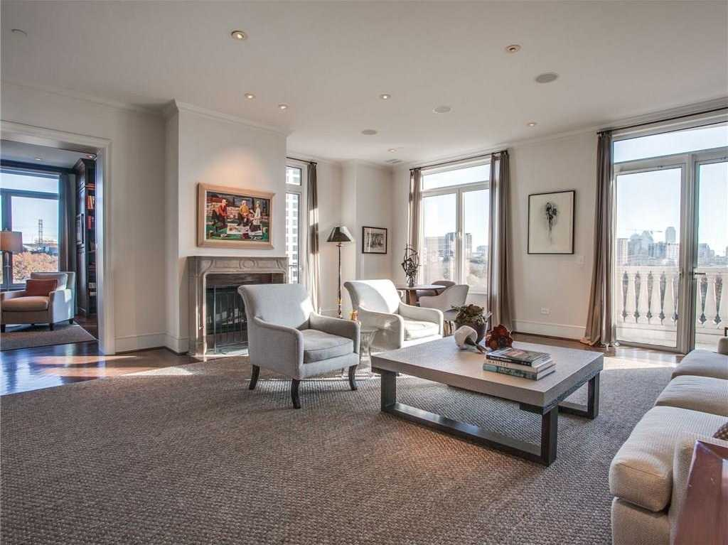 $2,300,000 - 3Br/5Ba -  for Sale in Vendome On Turtle Creek Condo, Dallas
