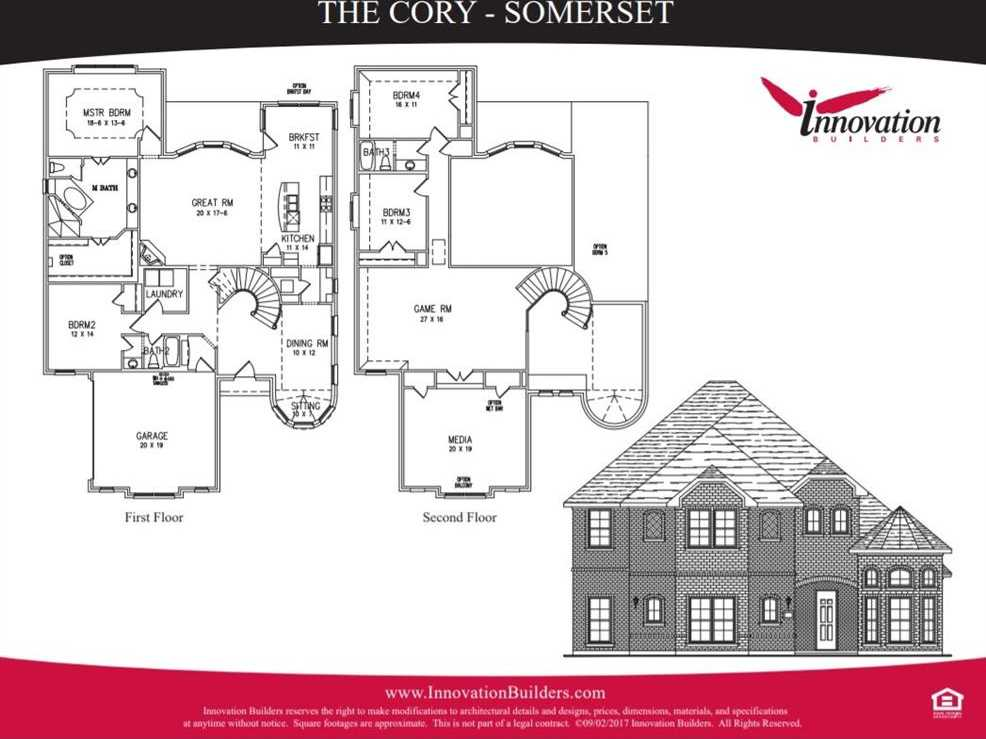 $395,990 - 3Br/3Ba -  for Sale in Somerset Phase I, Mansfield