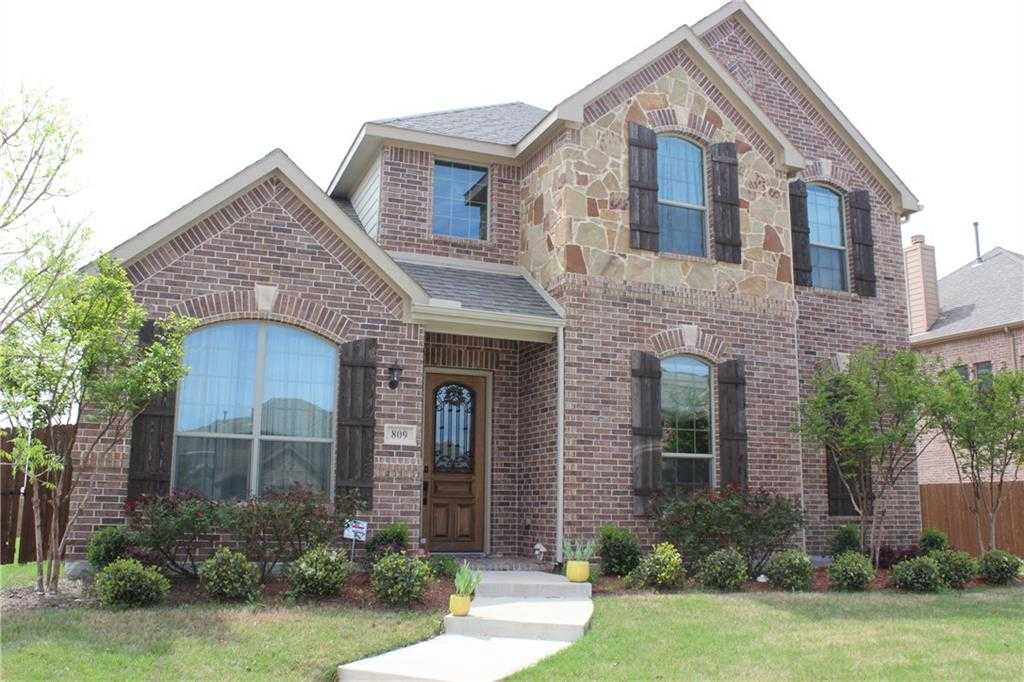 $439,900 - 4Br/4Ba -  for Sale in Quail Run #2, Allen
